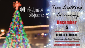 Christmas on the Square: Tree Lighting Ceremony