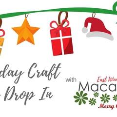 A Christmas Holiday Make & Take Craft