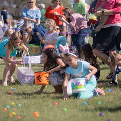 St. Andrew UMC EGG HUNT - 8,000 eggs, bounce house midway, pony rides, petting zoo and more