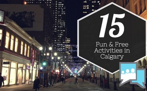 15 Fabulous Free & Cheap Kids Activities in Calgary