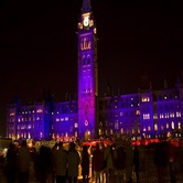 Christmas Lights Across Canada—Official Illumination Ceremony