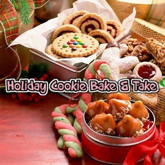 Holiday Cookie Bake & Take