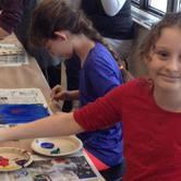 Homeschool Art Day
