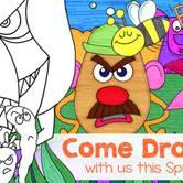 Spring Break in Copperfield - Junior Cartoons for ages 4  -6