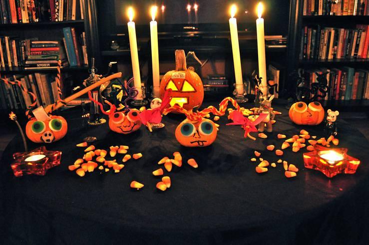 The Ultimate Kids\u0027 Halloween Party Planner
