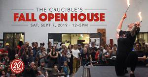 The Crucible's Fall Open House