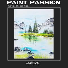 Woman Over 50 Regina Outdoor Adventure Group - Serene Painting