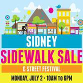 Sidney Sidewalk Sale and Street Festival