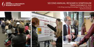 The Stanford Maternal and Child Health Research Institute invites you to its second annual research symposium!