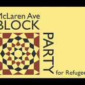 McLaren Ave Block Party for Refugees