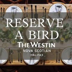 Reserve a Bird