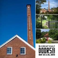 Doors Open - Todmorden Mills
