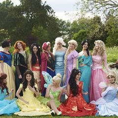 Princess Valentine's Tea Party