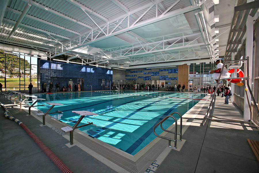 Charlie sava swimming pool - Hamilton swimming pool san francisco ...