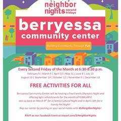 Berryessa Neighbor Nights