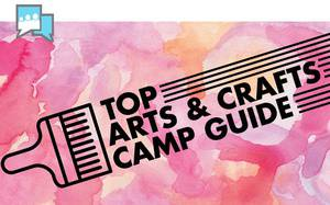 Top Arts & Crafts Summer Camps in Edmonton
