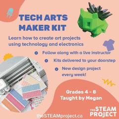 Free Intro Class: TechArts MakerKit