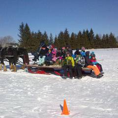 Annual Family Day Winter Carnival