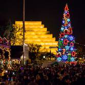 Old Sacramento Holiday Tree Lighting Ceremony