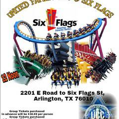UNITED FAMILY DAY AT SIXFLAGS