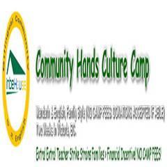 Mandarin/English Community Hands Culture Camp
