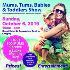 Mums Tums Babies & Toddler Show