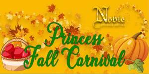 Princess Fall Carnival