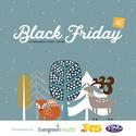 Black Friday Winter Wonderland Kick-Off Party