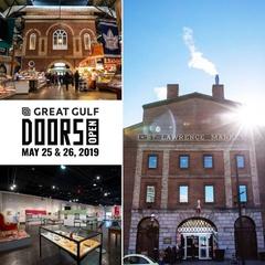 Door's Open - The Market Gallery