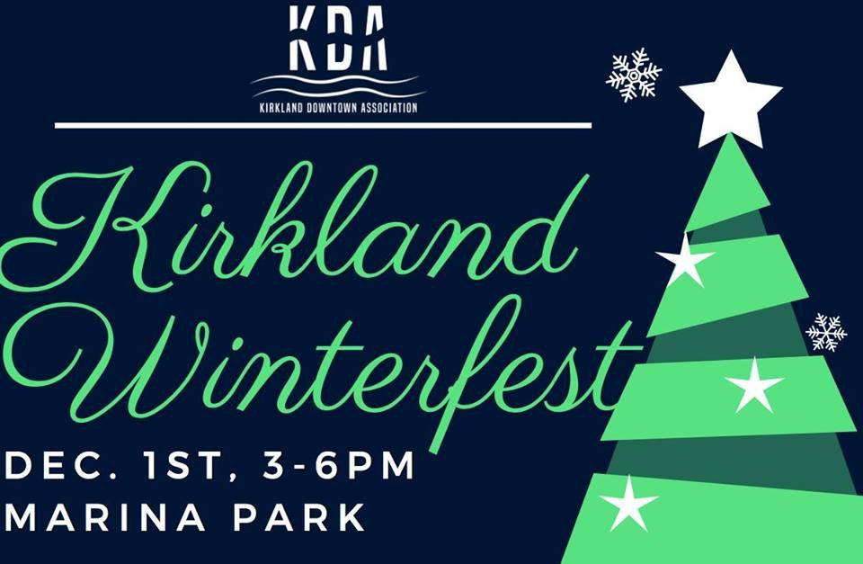 Kirkland Winterfest