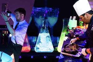 LUMEN - Where Science Meets Cocktails