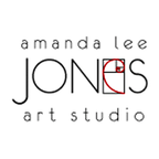 Amanda Lee Jones Art Studio