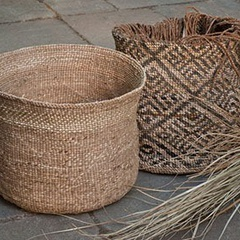 Twined Sweetgrass Basket Weaving with Charlie Kennard