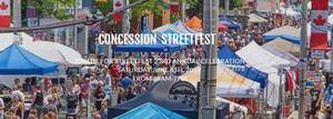 Concession Streetfest