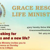 Grace Rescue Life Ministry Easter Conference