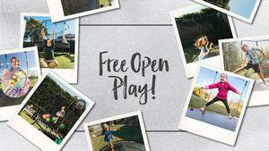Free Open Play