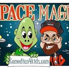 Space Magic with Brett Roberts