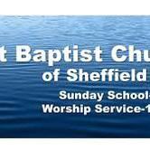 Sunday School Christmas Concert at Sheffield Baptist Church