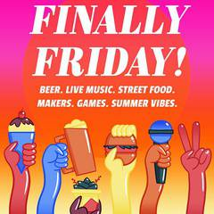 Finally Fridays - Summer in the Plaza