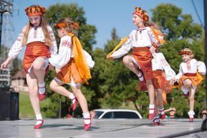 Ukrainian Day in the Park