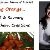 Seeing Orange...Sweet & Savoury Seabuckthorn
