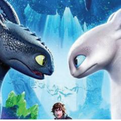 "Renton Outdoor Movies - ""How to Train Your Dragon: Hidden World"""