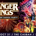 Stranger Things 80's Halloween Dance Party