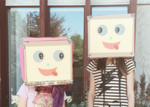 Pint Size Picasso Camp : Robots!