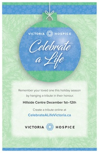 Celebrate A Life with Victoria Hospice