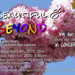 Beautiful & Beyond v2.0 - SingYourJoy in Concert! - Cancelled
