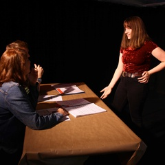 Pre-Professional Theatre Auditions
