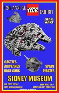 12th Annual LEGO Exhibit
