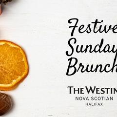 Festive Sunday Brunch