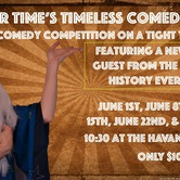 Father Time's Timeless Comedy Time